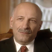 Peter Golden, in an interview recorded in September 2003, describes Max Fisher's approach to his relationship with President Gerald Ford.