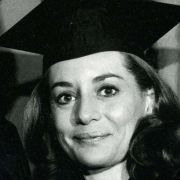 Max M. Fisher and Barbara Walters were awarded honorary degrees from the Ohio State University in 1971.