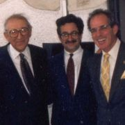 Dedication of the Max M. Fisher Building of the Jewish Federation of Metropolitan Detroit.