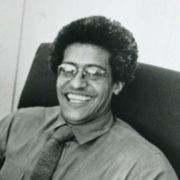 Detroit Councilman Kenneth Cockrel, who opposed city tax breaks for the development of Riverfront